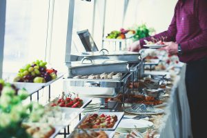 Melbourne catering services